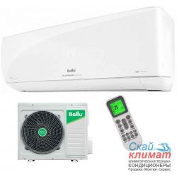 Кондиционер Ballu BSUI-09HN8 Platinum Evolution DC InverterR-32 Wifi до -25С на обогрев
